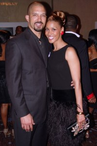 20 February 2008 - Black Enterprise pre-Oscar Party